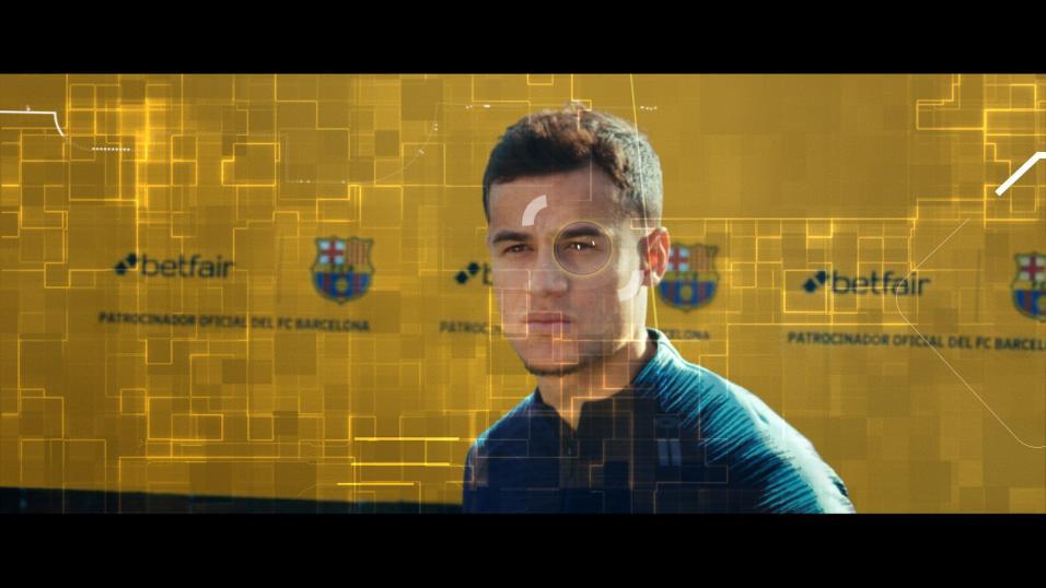 Betfair | Play Smart FC Barcelona