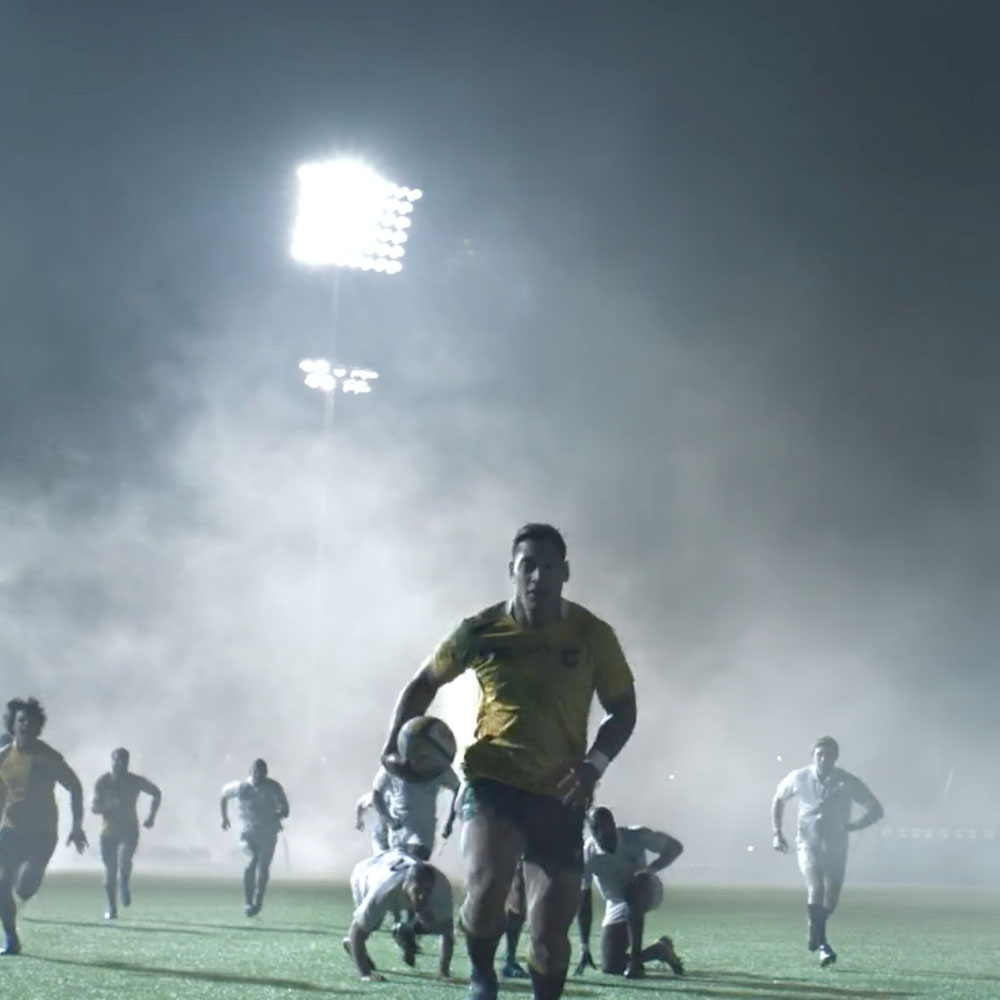 ASICS Rugby | It's Game Time. Go Dominate It