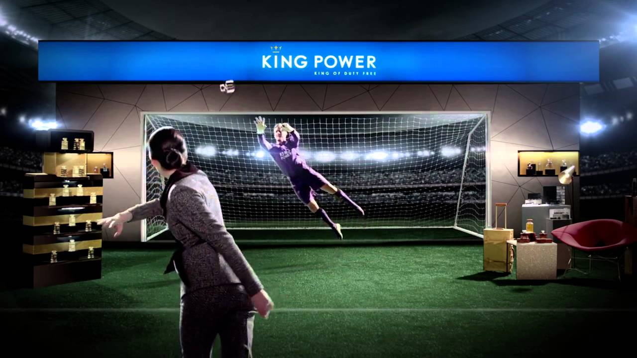 King Power Group | Leicester City F.C. Thailand Campaign- Kasper Schmeichel
