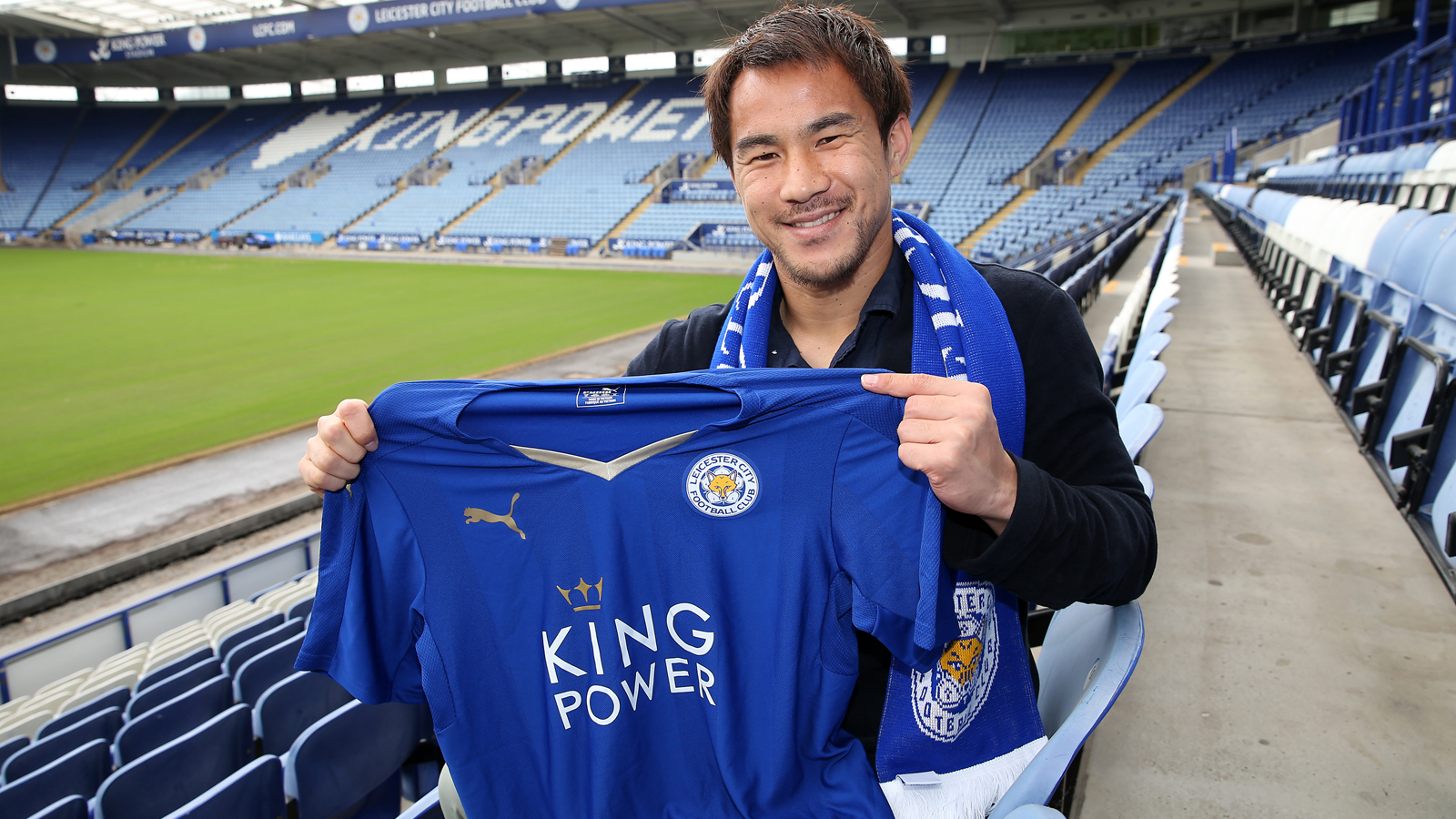 King Power Group | Leicester City F.C. Thailand Campaign- Shinji Okazaki