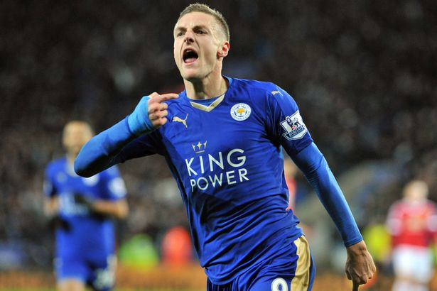 Kings Power Group | Leicester City F.C. Thailand Campaign- Jamie Vardy