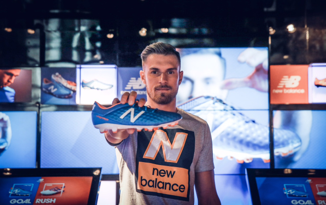 New Balance Boot Launch