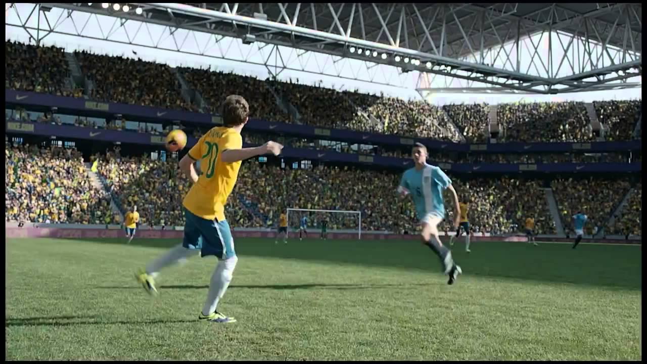 Nike | Dare To Be Brazilian