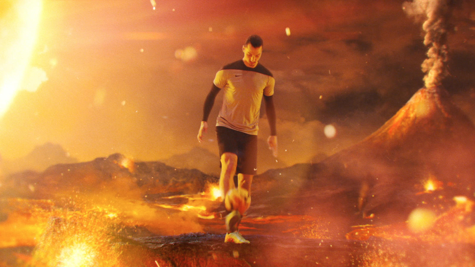 Nike Football | Dare To Zlatan 'Get Better With Pressure'