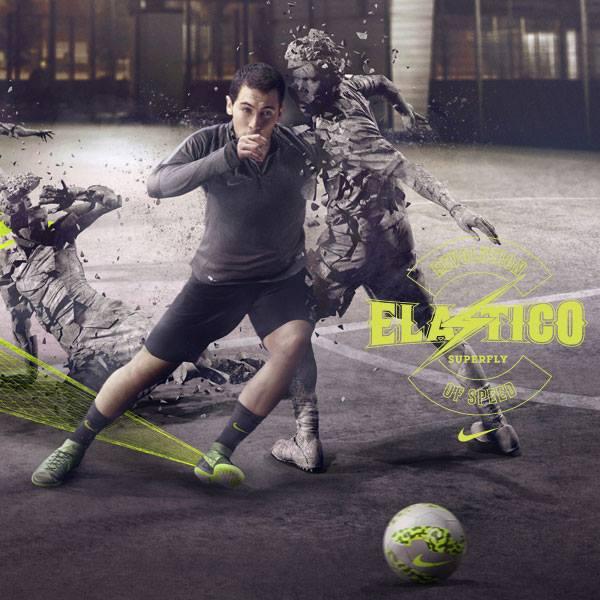Nike Football | Elastico Superfly Make 'Em Statues feat. Eden Hazard