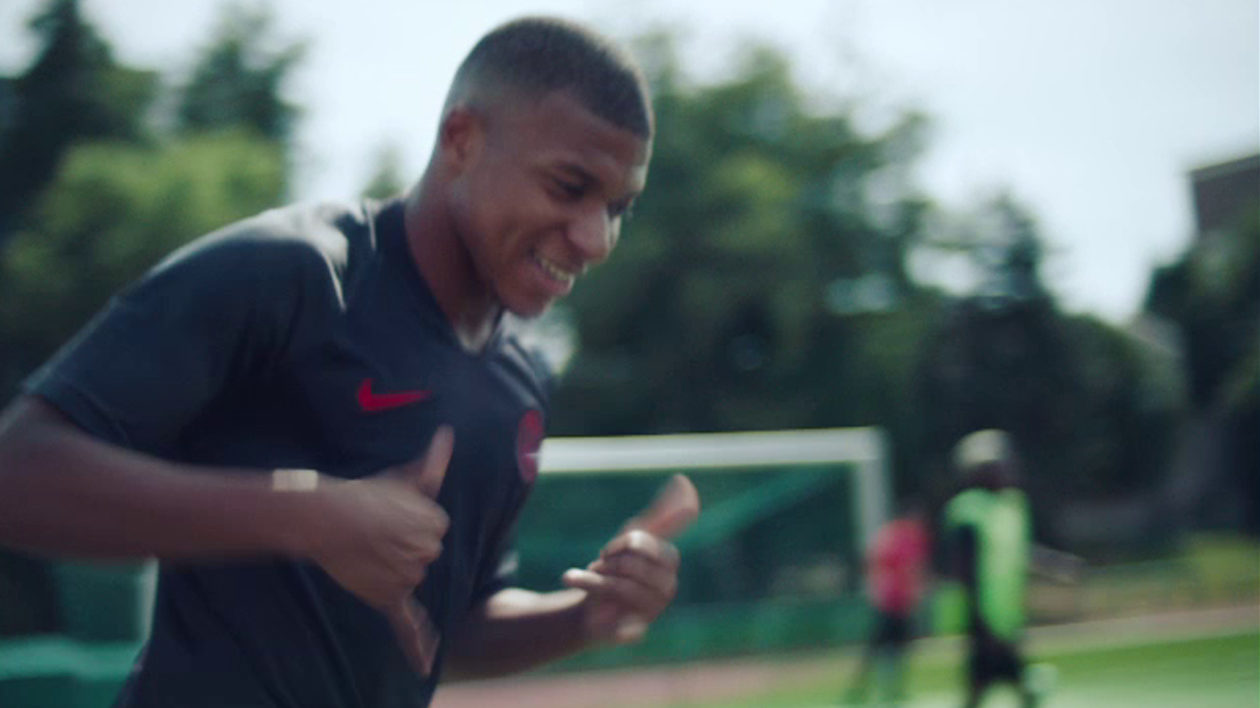 Nike Football | Kylian Mbappé: Love Your Dream Until it Loves You Back