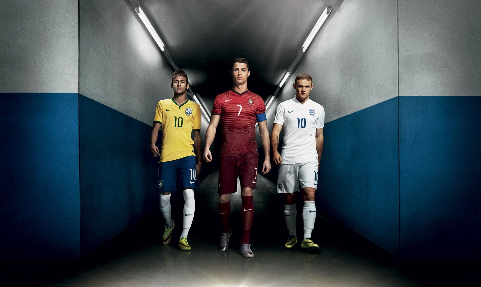 Nike Football | Risk Everything feat. Cristiano Ronaldo, Neymar & Wayne Rooney