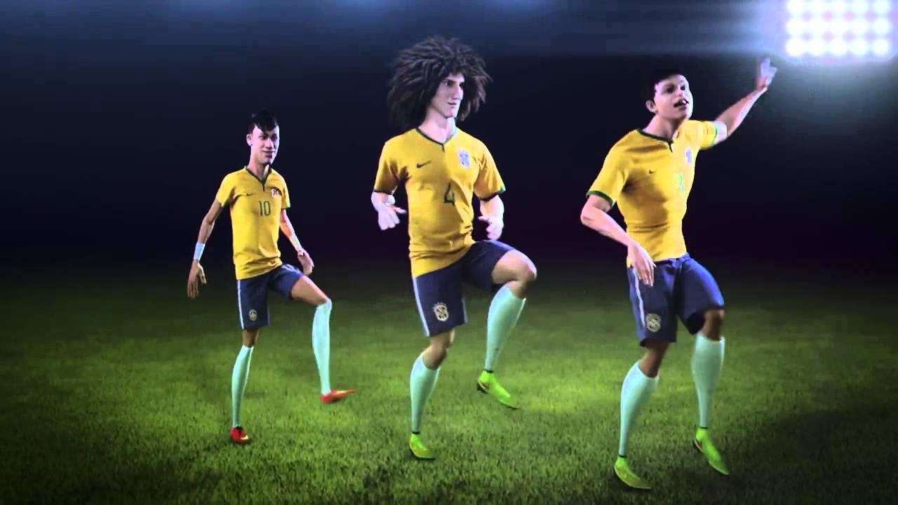 Nike Football | 'The Last Game' Celebrate in Brasilian Style feat. Neymar Jr., David Luiz & Thiago Silva