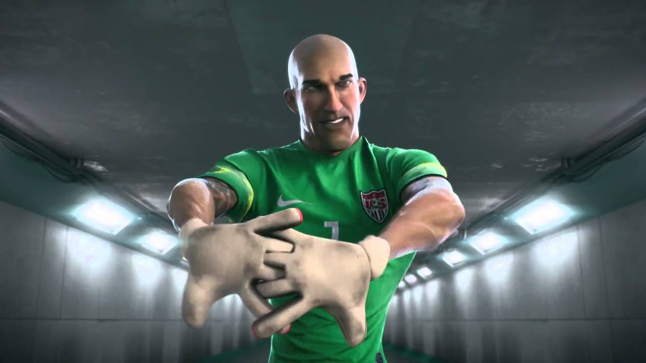 Nike Football | 'The Last Game' Stop All Doubt, Tim Howard Is Ready