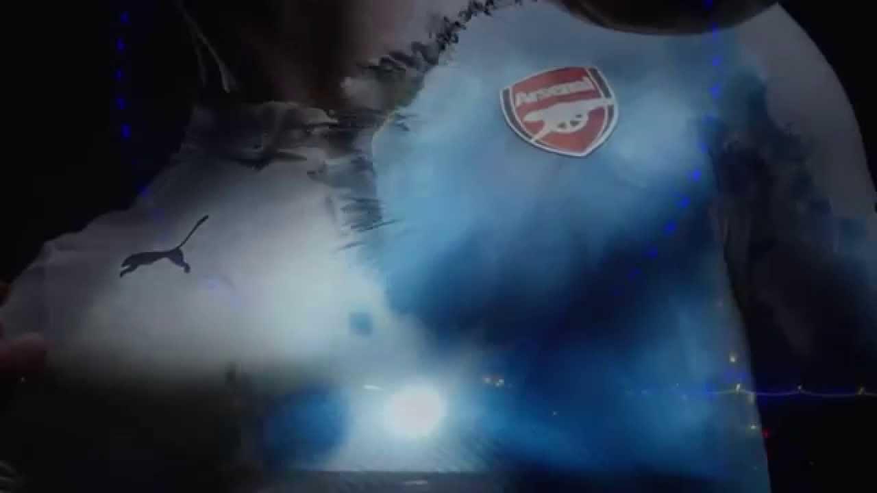 PUMA | Arsenal Kit Trilogy
