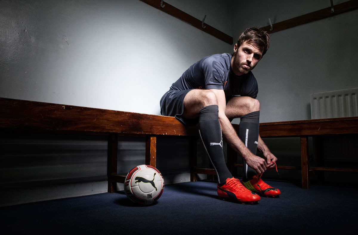 PUMA | EvoPOWER Challenge featuring Michael Carrick