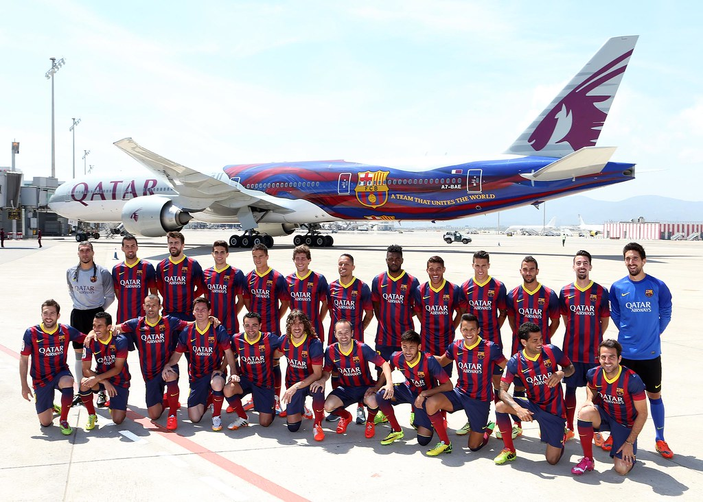 Qatar Airways | FC Barcelona 'A Team That Unites The World'