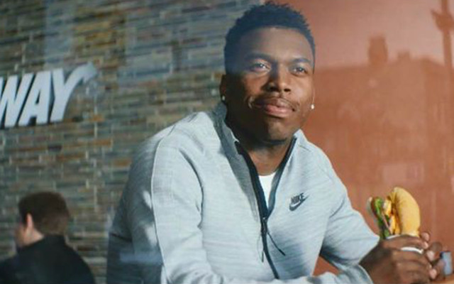 Subway | Sturridge by McCann London