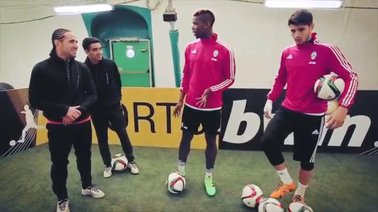 bwin | Juventus vs. S3 Society