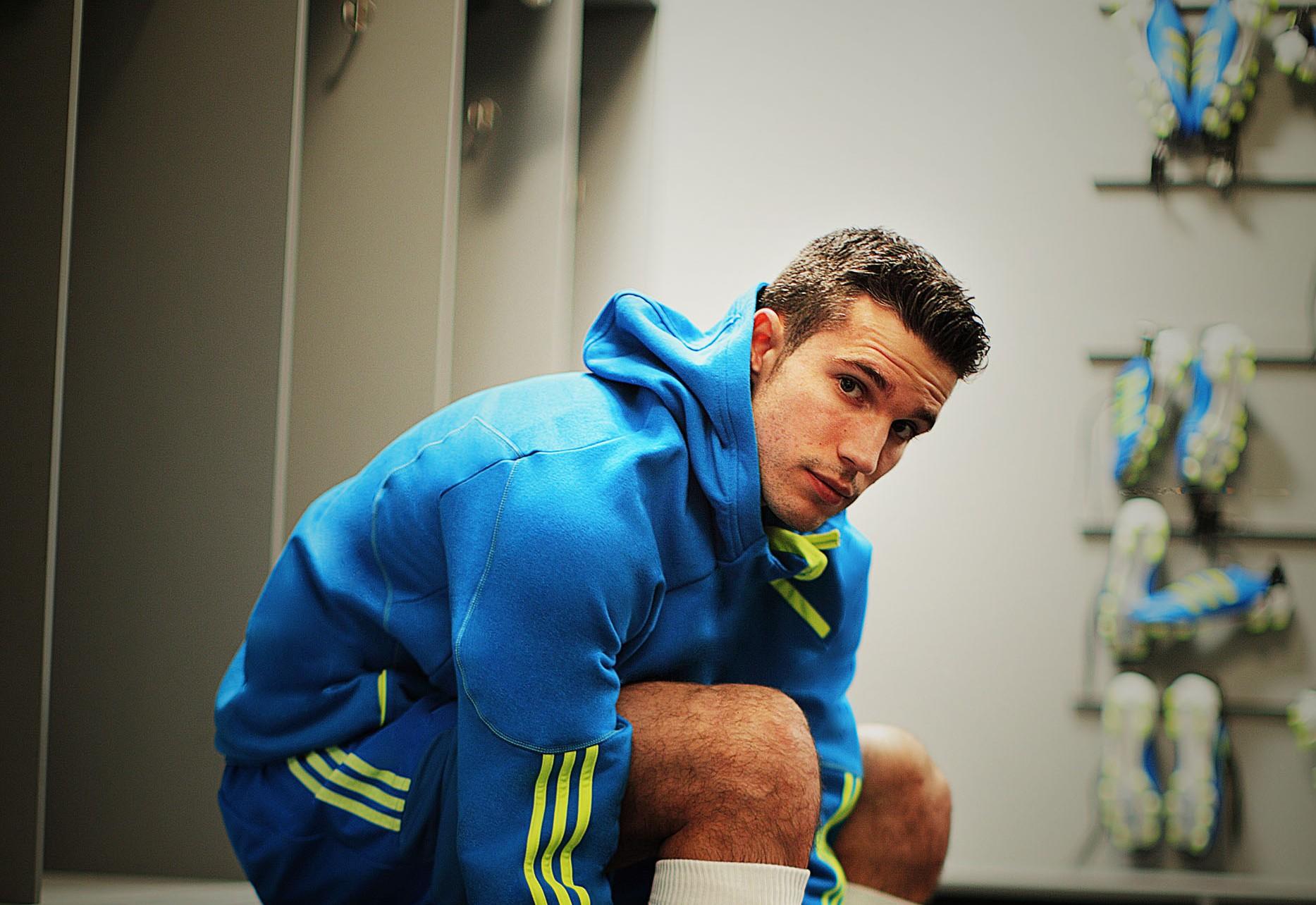 Adidas | Rotterdam Roots of Robin van Persie