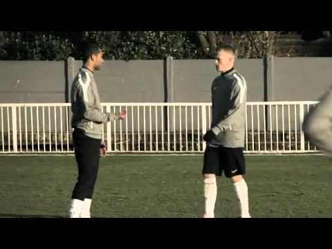 Nike | Ashley Coles Defence Session