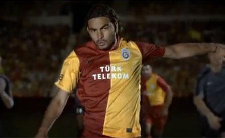Nike | Galatasarayın Yeni Reklamı