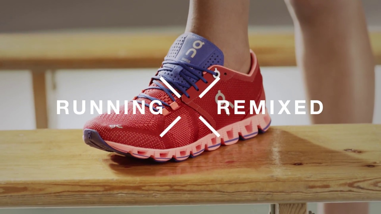 On | The Cloud X – Running Remixed